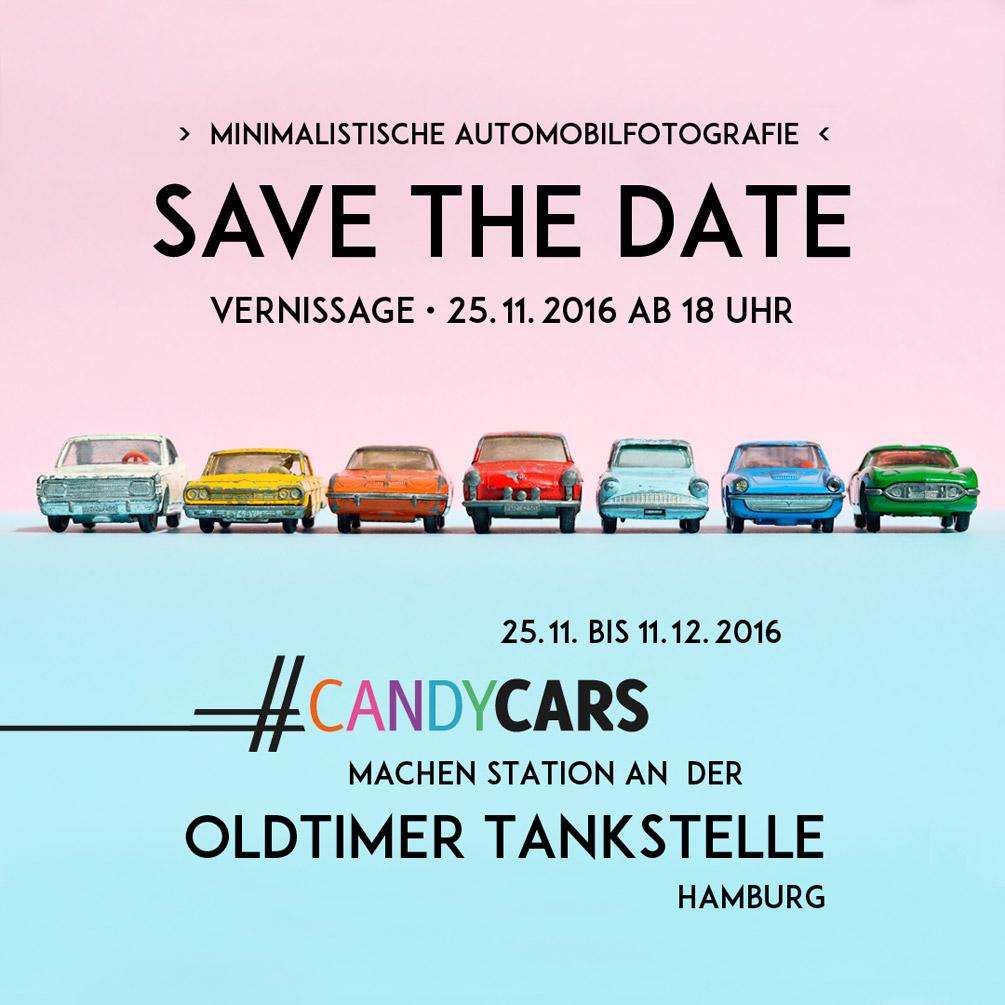 candy cars fotoausstellung oldtimertankstelle hamburg