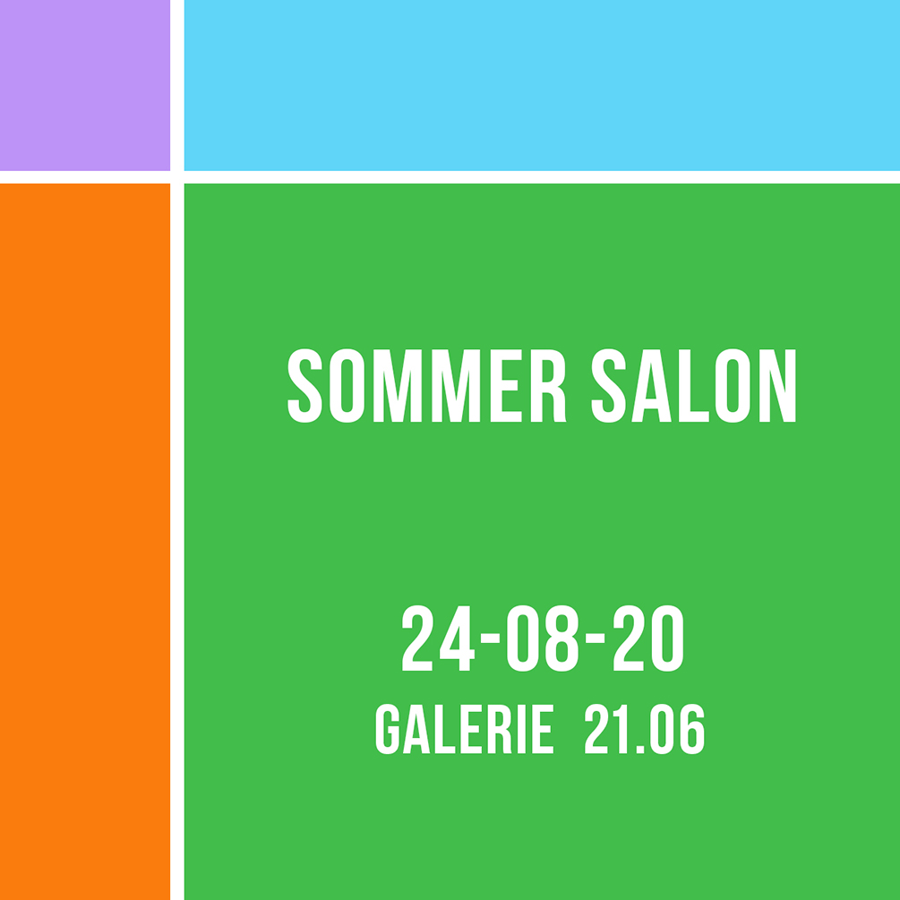 Sommer Salon Artist Talk