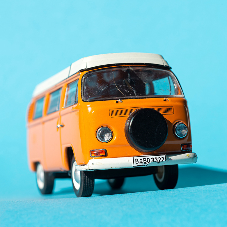CANDYCARS VW T2